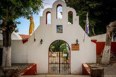 Kleine Kapelle auf dem Profitis Ilias