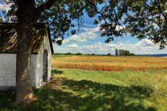 Kleine Kapelle mitten in der Natur