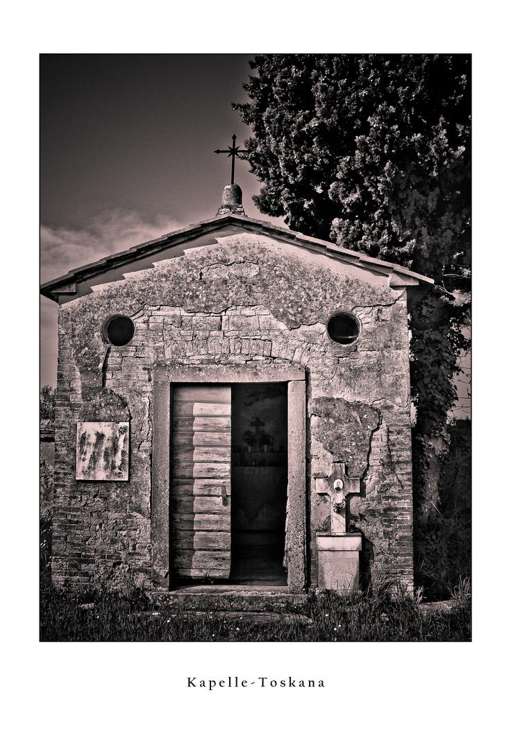 Kleine Kapelle San Miniato