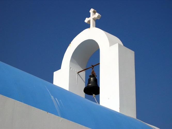Kleine Kirche auf Kreta