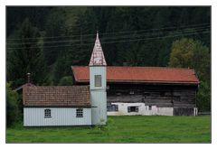 kleine Kirche in Geitau