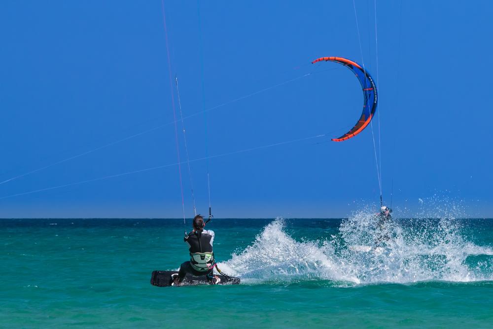 Kleine Kite- und Surfreihe 2/5 (Fuerteventura)