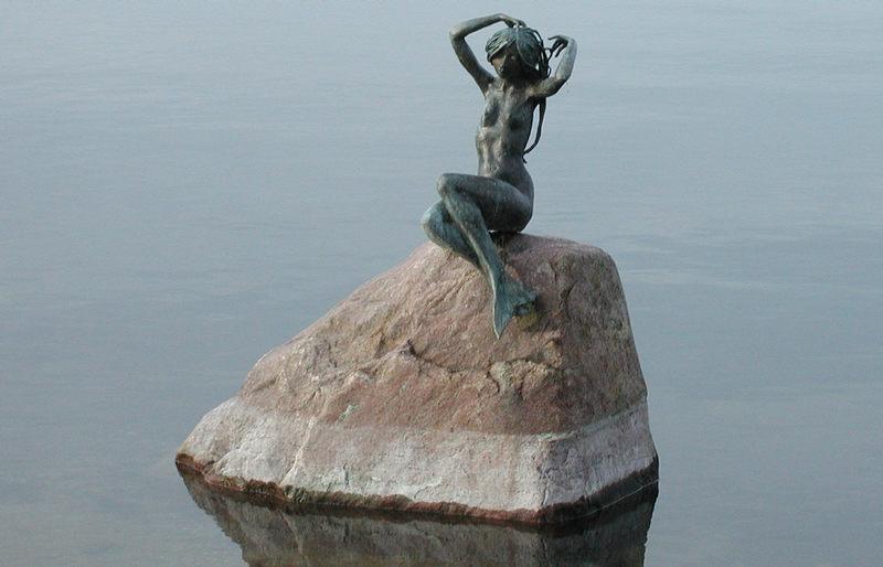 kleine Meerjungfrau von Malente