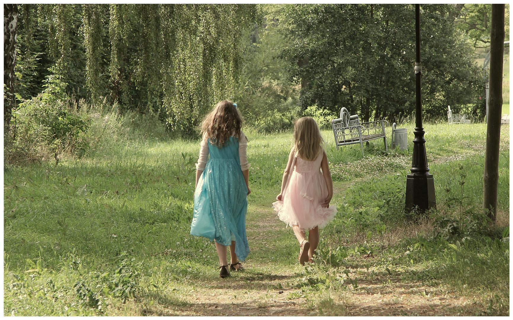 Kleine Prinzessinnen 7