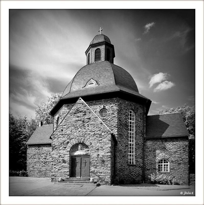 kleine Rundkirche