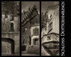Kleine Schlossbastelei......