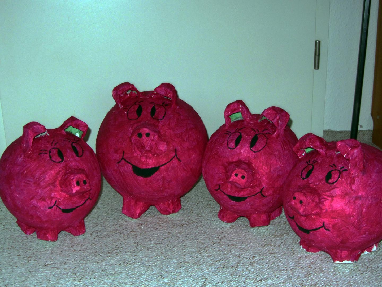 kleine Schweinchen