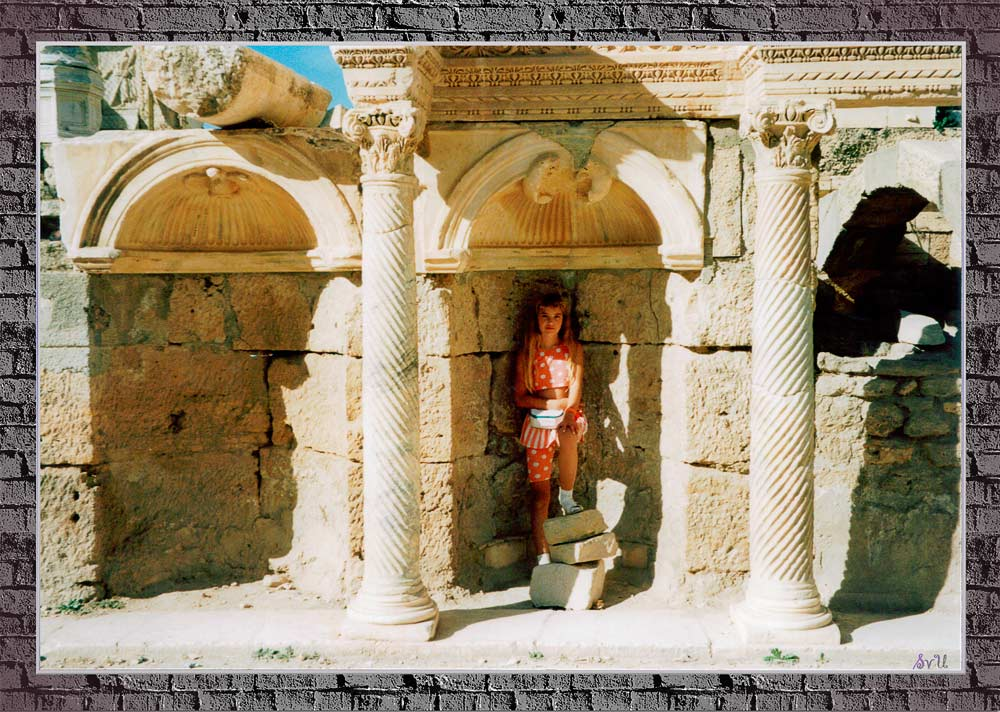 Kleine Statue - Hierapolis