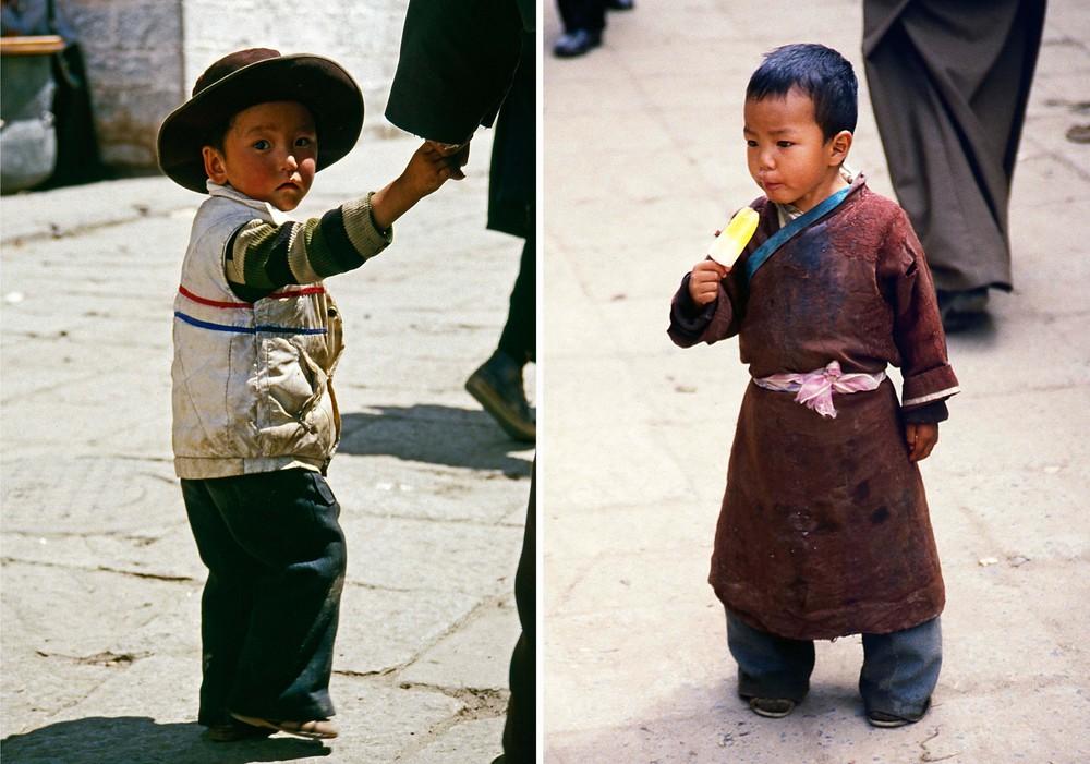 Kleine Tibeter