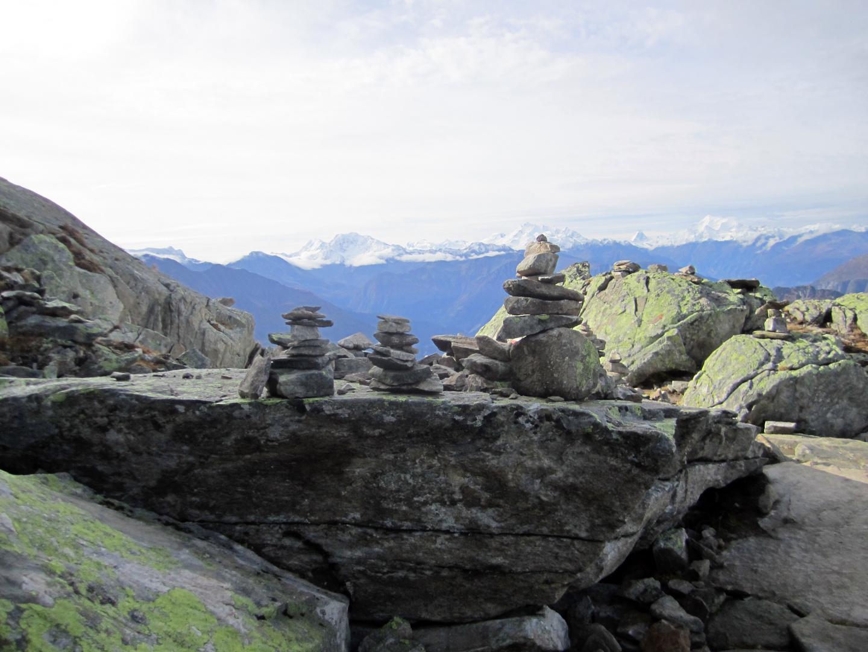 Kleine und grosse Berge