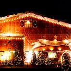 Kleine Weihnachtsserie: Restaurant Lake Side, Zürich (2)