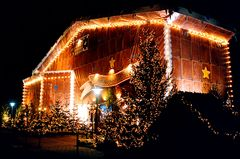 Kleine Weihnachtsserie: Restaurant Lake Side, Zürich (3)