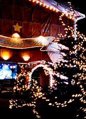Kleine Weihnachtsserie: Restaurant Lake Side, Zürich