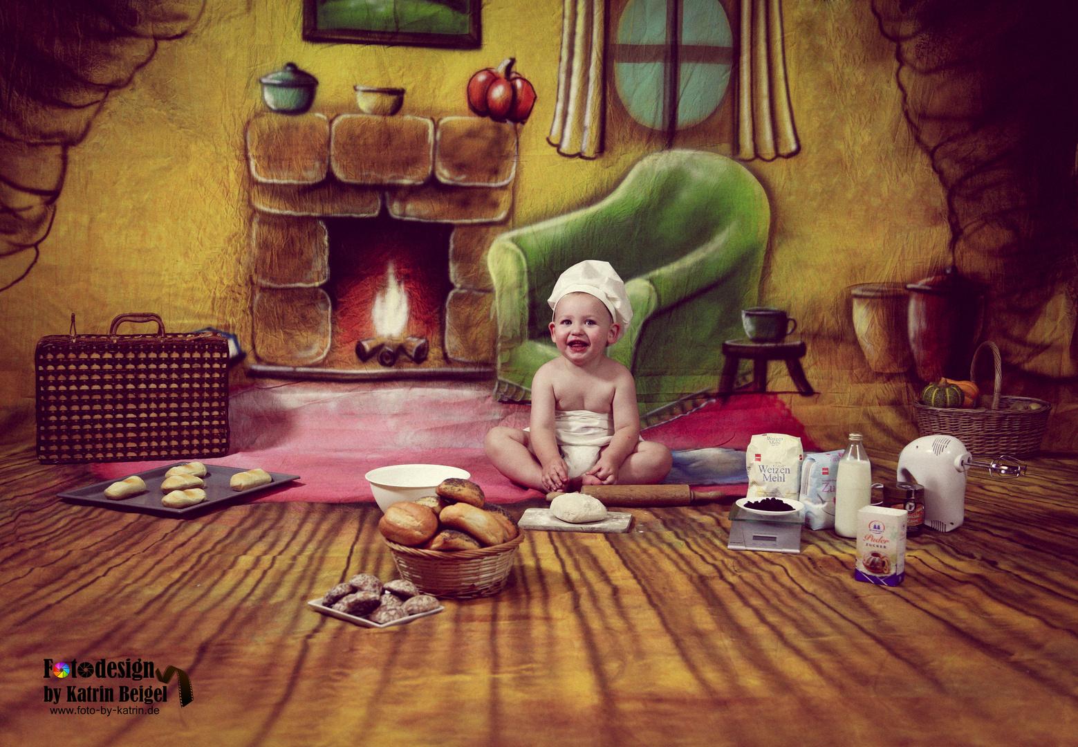 Kleiner Bäcker