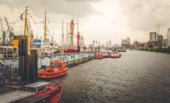 Kleiner Blick in den Hafen