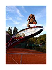 Kleiner Fikki - grosses Tennis...