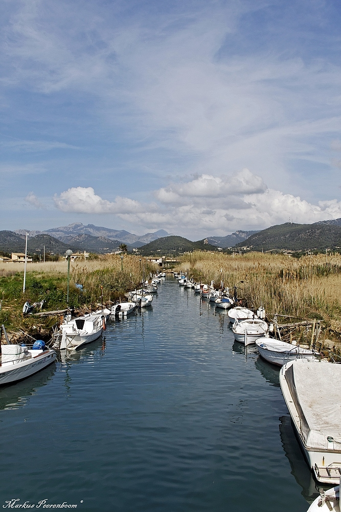 Kleiner Hafen Port de Andratx
