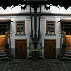 Kleiner Hinterhof