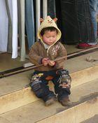 Kleiner Kunminger Junge