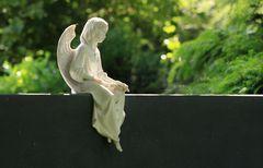 Kleiner Melaten Engel