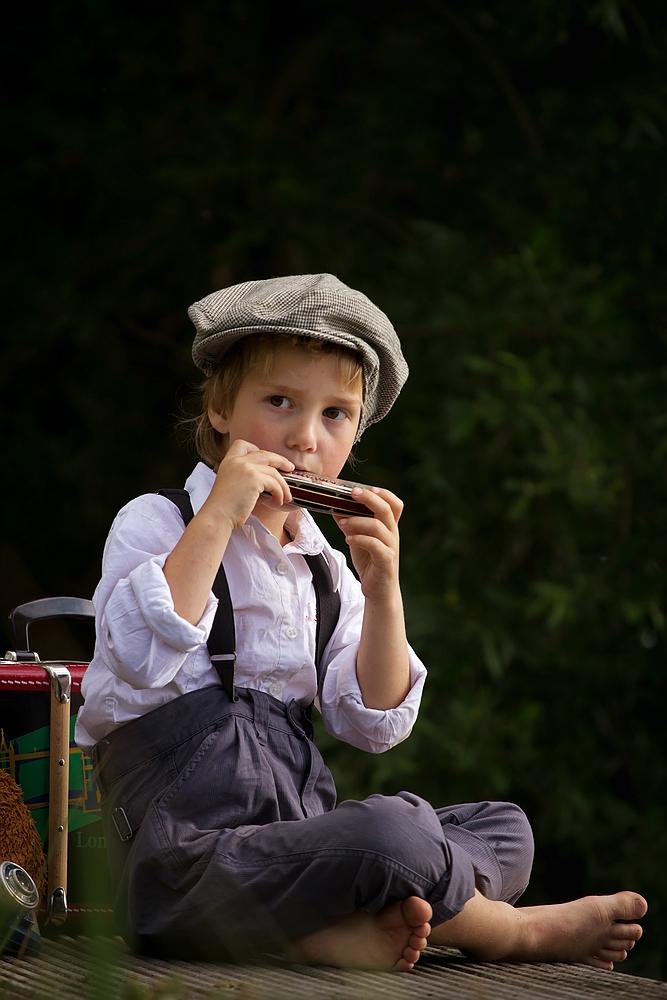 kleiner Musikant