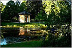 Kleiner Pavillon...