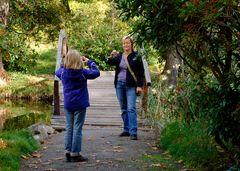 """°°° Kleiner Photolehrgang """"Wie fotografieren sich Frauen im Park """" °°°"""