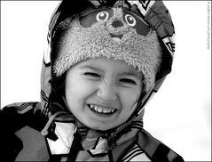 kleiner Schifahrer