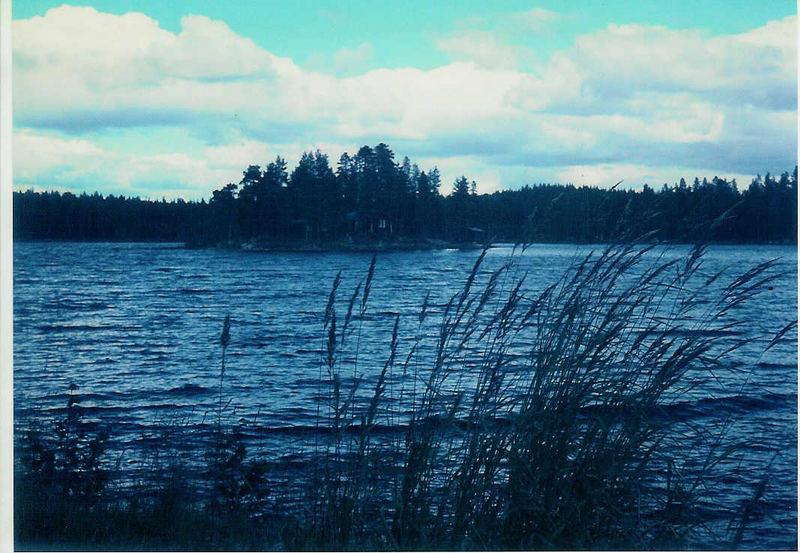 kleiner See bei Fagelsjö