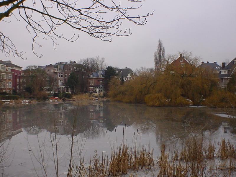 kleiner See in Amsterdam