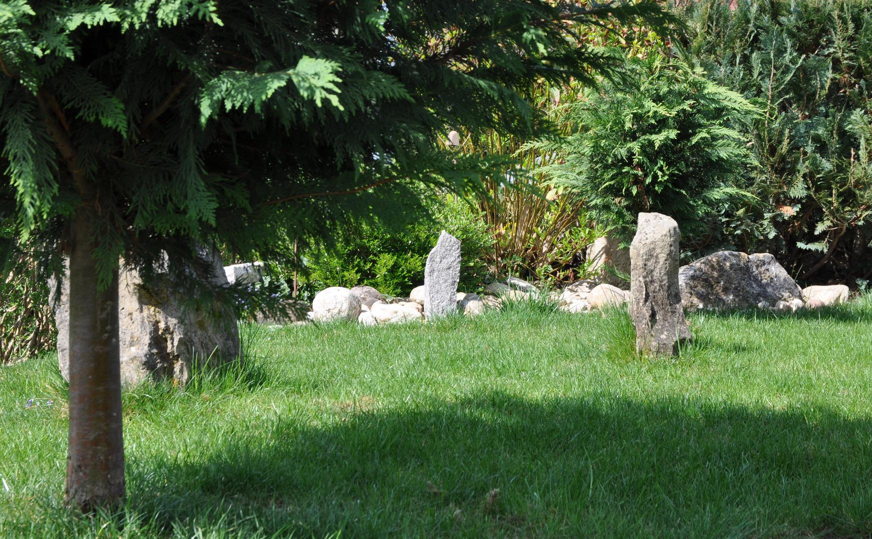 Kleiner Steingarten