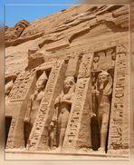 Kleiner Tempel Detail