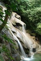 kleiner Wasserfall in Mexico