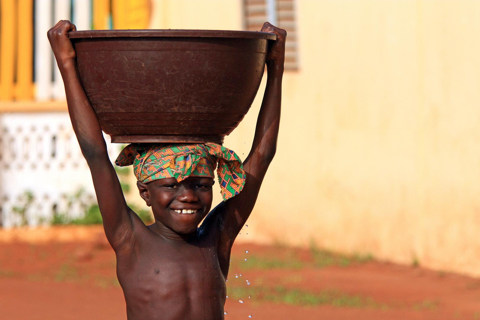 Kleiner Wasserträger, Benin