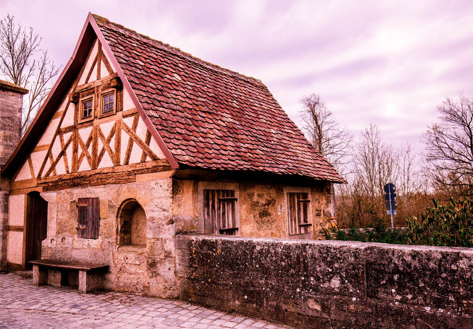 Kleines altes Haus Foto & Bild | natur-kreativ, verschiedenes, natur ...