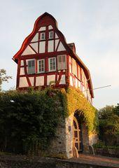 Kleines Fachwerkhaus