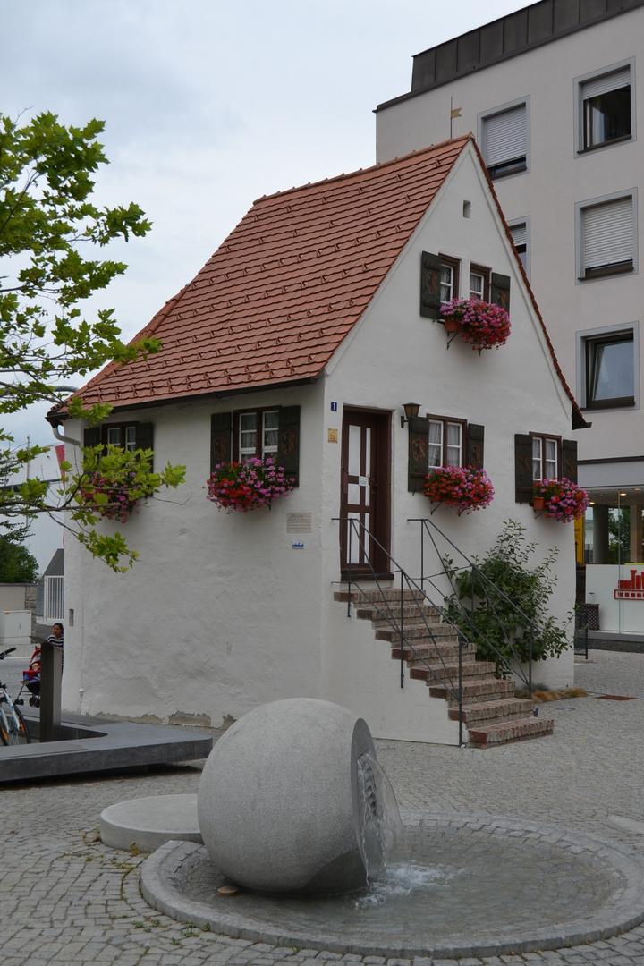 Kleines Haus Foto Bild Architektur Profanbauten