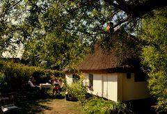 Kleines Hexenhaus in Vitte
