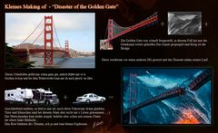"Kleines Making of zu ""Disaster of the Golden Gate"""