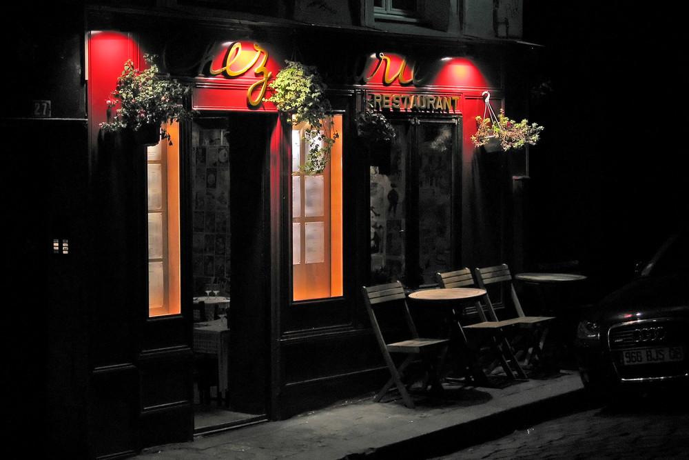 Kleines Restaurant