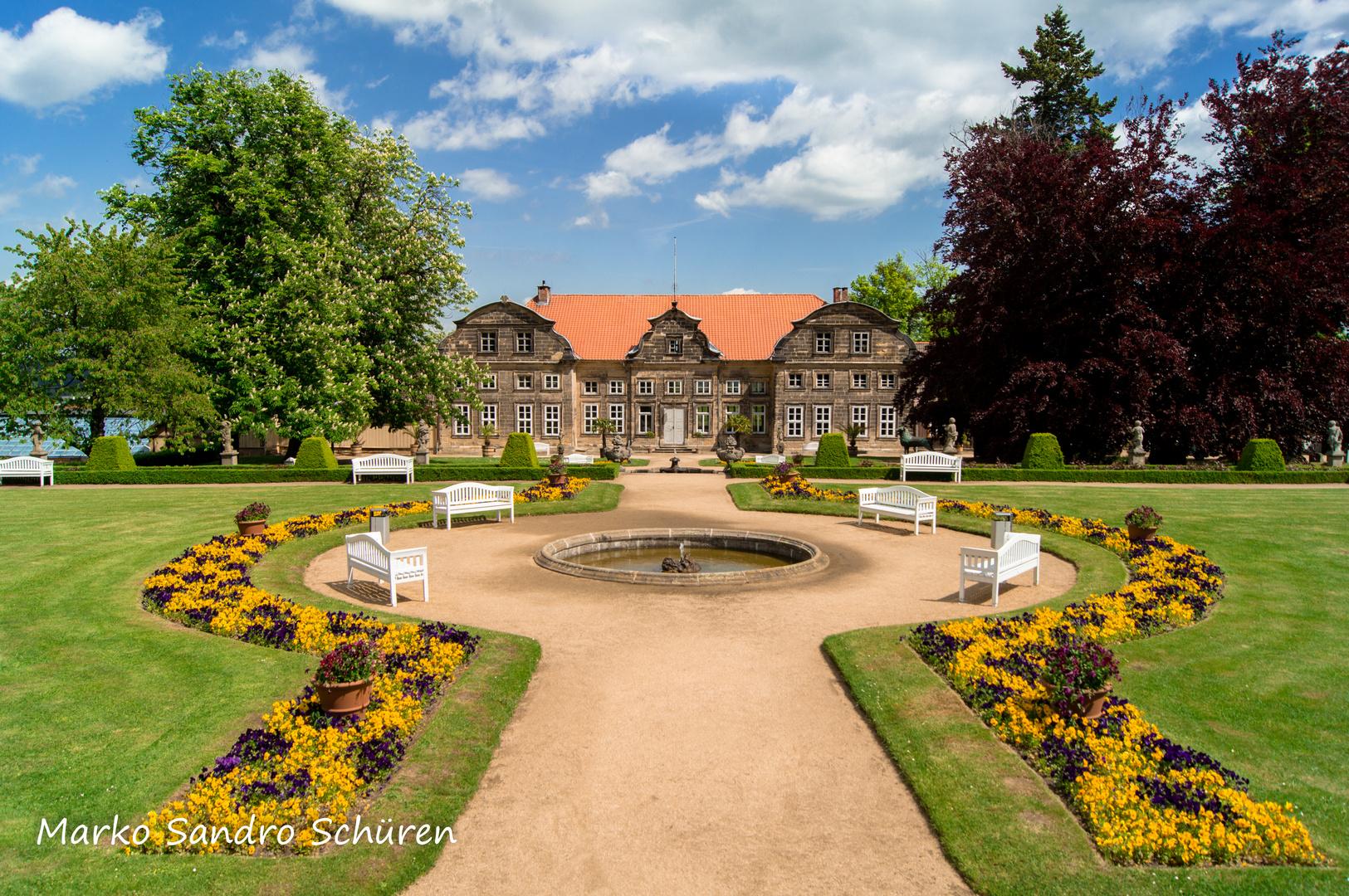 Kleines Schloss Blankenburg (Harz)