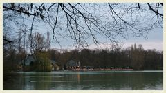 Kleinhesseloher See - Seehaus