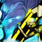 Kleinstadtgraffiti ....