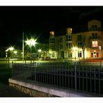 Kleinstadtidylle am Abend