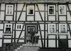Kleinstadtsonntag 1954