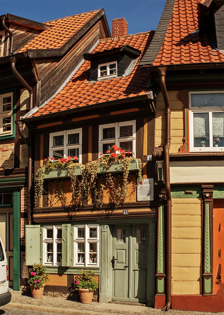 Kleinstes Haus 002 Foto Bild Deutschland Europe Sachsen