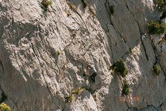 Klettern im Gorges du Verdon