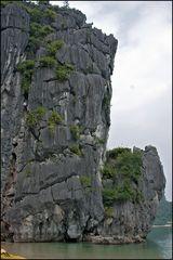 Klettern in der Halong Bay Vietnam 2