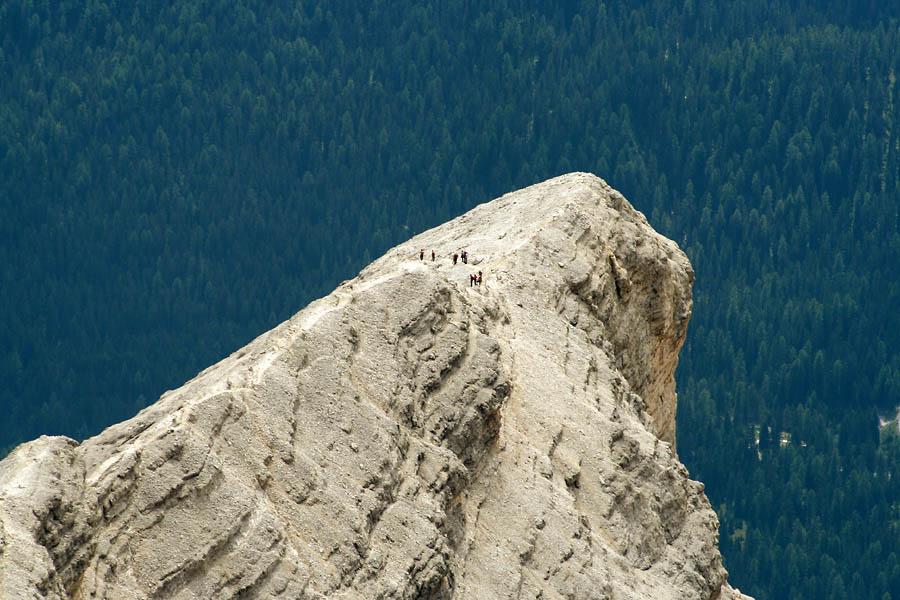 Klettersteig Tofana Gruppe