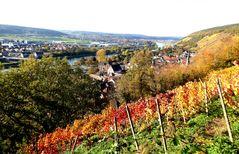 Klingenberg Landschaft Ende Oktober 2020